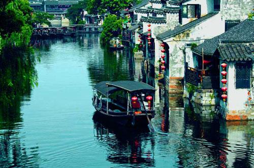 華東雙飛7日游